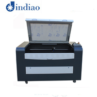 China co2 laser cutter 100w for engraving and cutting