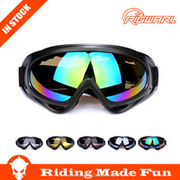Hot Sell ATV Outdoor Off-Road Dirt Bike Racing Eyewear for Motorcycle Motocross