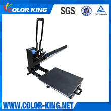 LCD Controller Slide Out Design Heat Transfer Label Machine