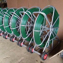 Galvanized electrical cable reel stands, Fiberglass duct rodder