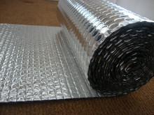 CHINESE CHEAP SILVER FOIL AIR BUBBLE CELL INSULATION