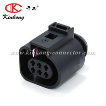 6Pin female housing auto connectoraccelerator pedal connector for VW Audi Skoda Seat OEM#:1J0 973 713/1J0973713
