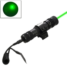 20mw Adjustable Green Laser Pointer Hunting Sight Scope