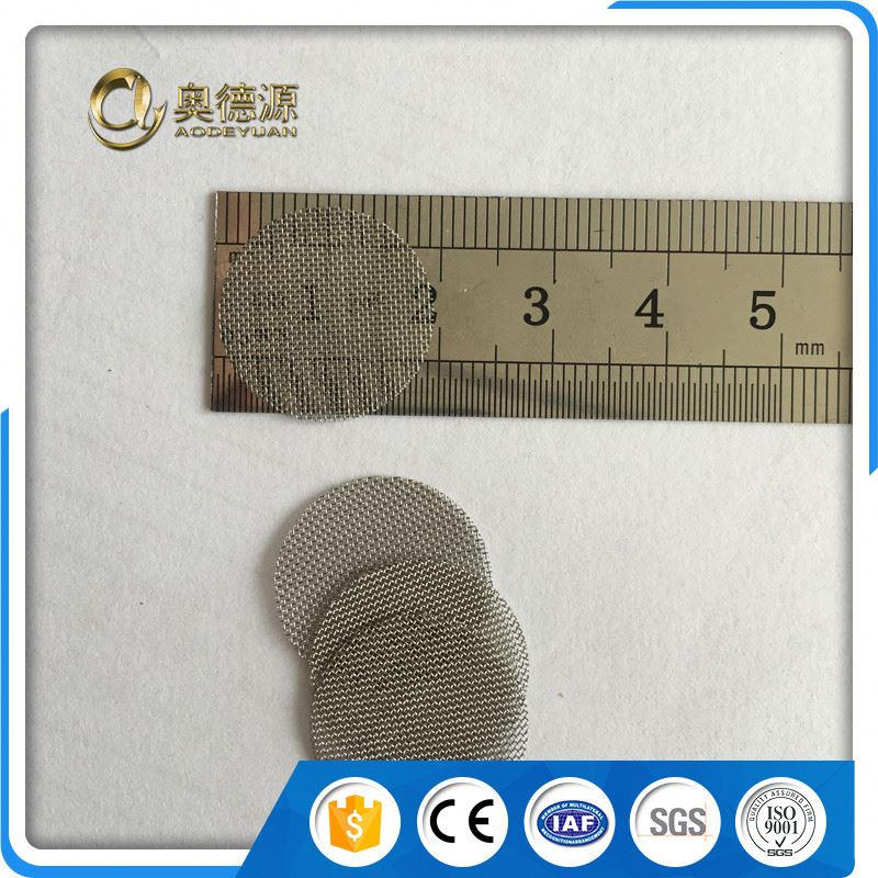stainless steel welded wire mesh Smoking pipe used for filter