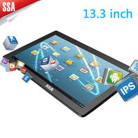 13.3 inch multi touch IPS screen tablet pc mid tablet pc tablet pc manufacturer hot in Europe USA