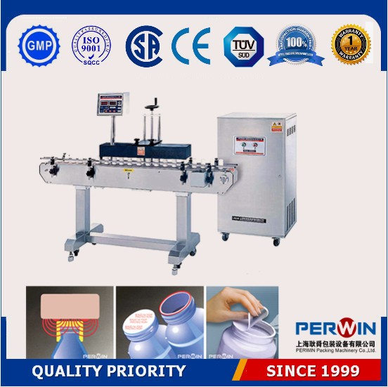 factory direct supply best selling food sealer/induction sealer aluminum foil sealing machine