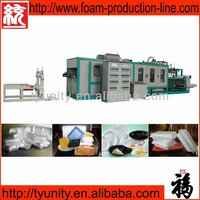 2014 Advanced processing EPS foam sheet plastic extrusion line