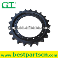 Sell Sprocket Rim 322C - 18 bolts 21 teeth drive sprocket chain sprocket oem no.6Y4898