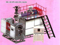 Blow Moulding Machine and Injection Moulding Machine