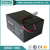 EVX36-10.5 sealed maintenance free electric vehicle battery series 36V 10.5ah UPS battery
