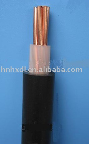 600kv Power Cable With XLPE Insulated