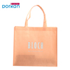 Foldable PP Non Woven Fabric Shopping Tote Bag by Hot Stamping