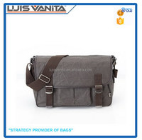 Mens Canvas Diaper Messenger Bag