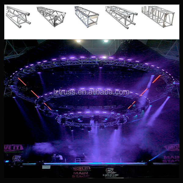 Circle / Ring / Round Truss for LED Lights / Stage Equipment / Concert Stage Truss for ...