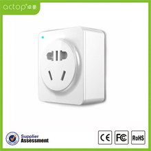Wireless Mobile Phone Control Zigbee Smart Socket for Home Automation
