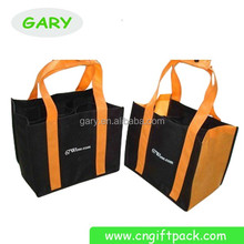 Promotional 6 Bottle Wine Bag Non Woven Tote
