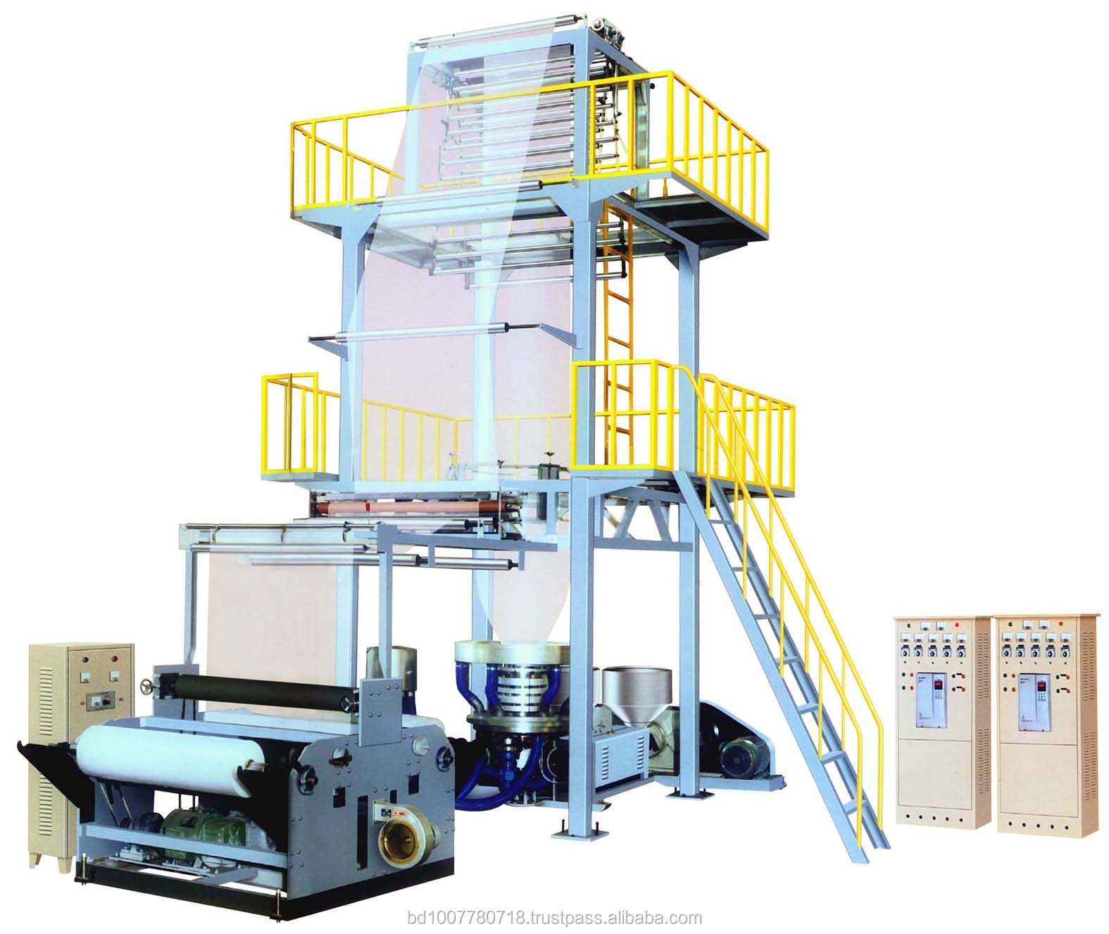 Plastic Machinery Operators ( Film Blowing / Cutting Machines, flexo Printing Machine )