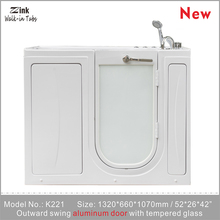 disabled product whirlpool plastic portable bathtub for adults