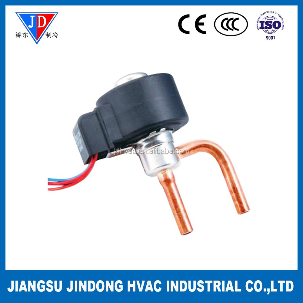 Heat Pump Electronic Expansion Valve with coil DPF(<strong>Q</strong>) 3.2C-<strong>13</strong> EEV