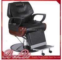 Antique Beauty Salon Equipment Barber Chair Dimensions Hair Cutting Chairs