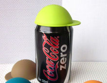 New design hat shape cola can cap