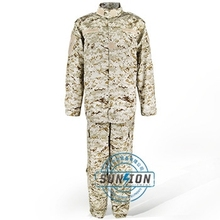 Digital Military Uniform with ISO standard Camouflage Can be with IR resistant