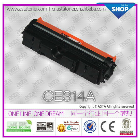 original quality Compatible drum CE314A for HP factory for sale
