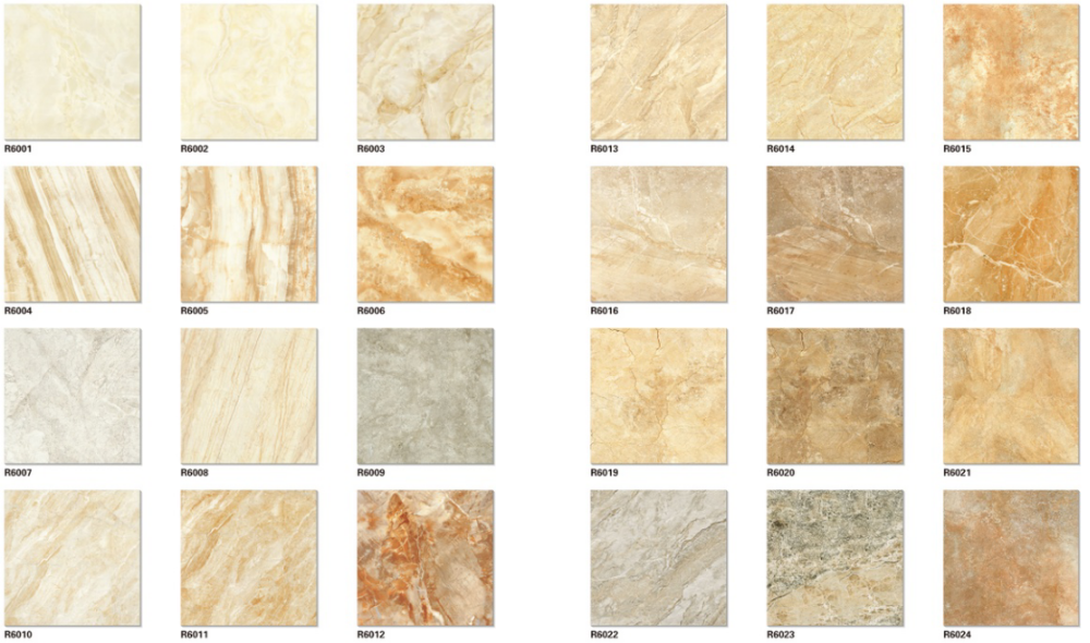 Floor Tiles Living Room Tile 600 Combination Wood Blocks Restaurant Study Waterproof Anti Skid Function Ceramic
