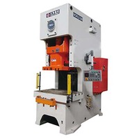 160Ton C Frame mechanical cnc turret punching machine price