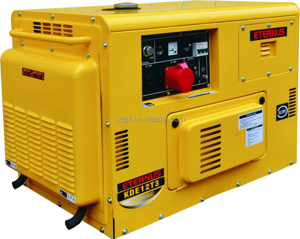 12kw/16.3HP Malaysia air cooled <strong>diesel</strong> Generator