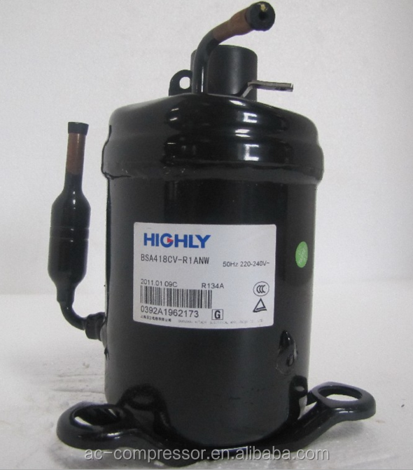 ac rotary <strong>compressor</strong> highly hitachi rotary <strong>compressor</strong> BSA418CV-R1ANW