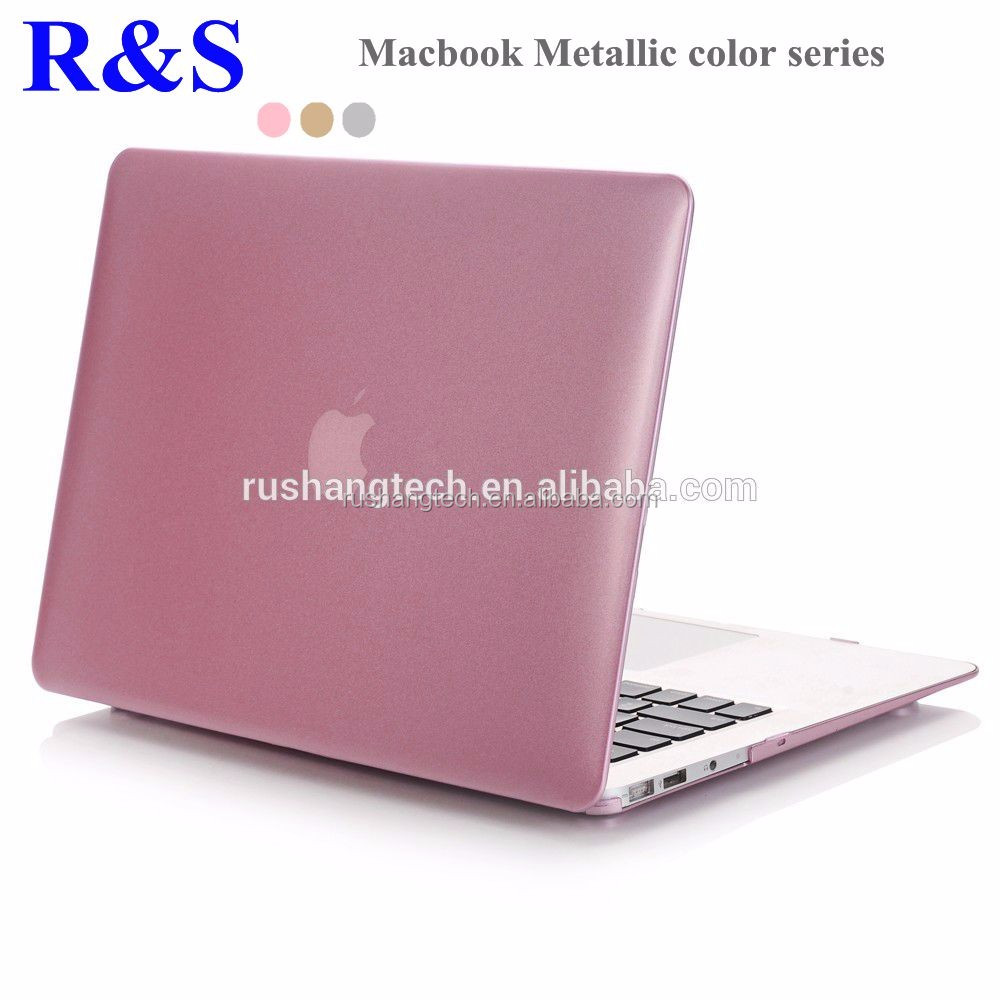 Rose gold hard case for 2016 Macbook pro 13'' touch bar