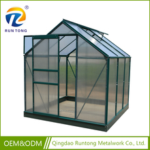 Eco-friendly Customizable Used Aluminium Profiles Hobby Greenhouse Equipment for Sale
