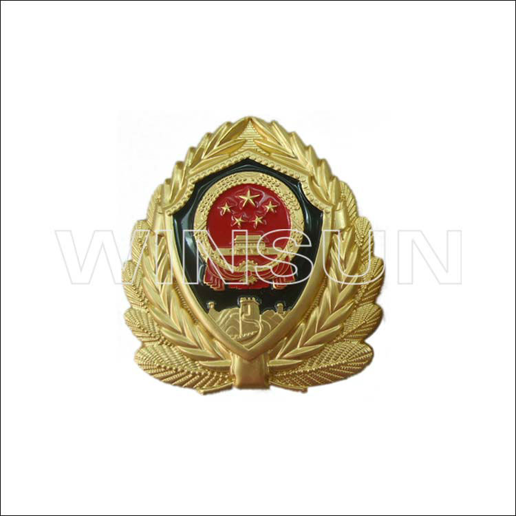 Badges manufacturer production,superman badge