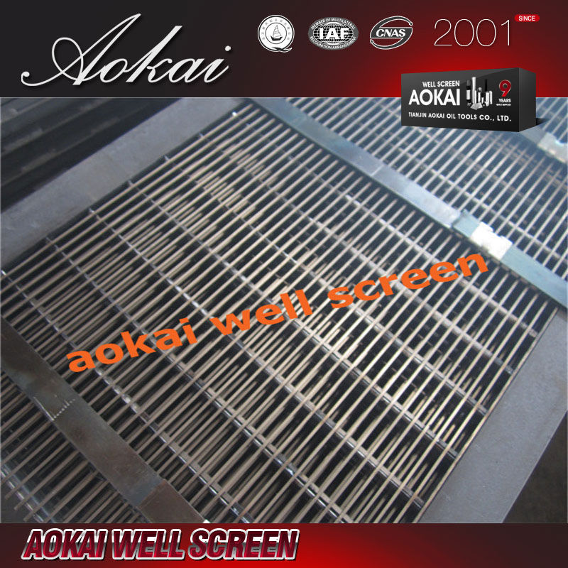 High Quality sieve plate B548 stainless steel sorting screen