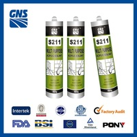 Hot selling double component silicon sealant with low price