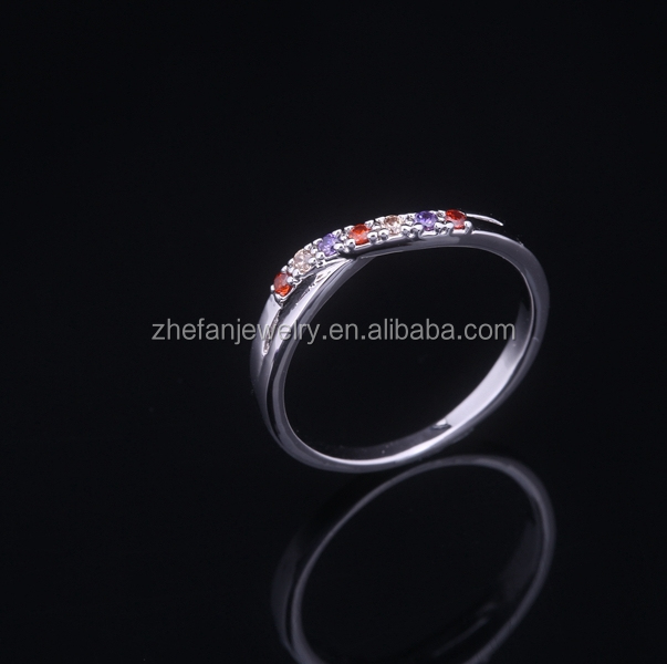 New fashion 925 sterling silver ring base