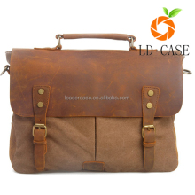 Best sell factory price waterproof and shockproof leather camera case and laptop case