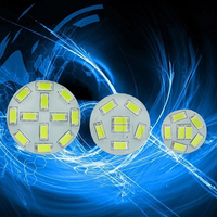 2015 NEW Design 12 SMD 5630 5730 T10 194 168 W5W Super Bright Interior Dome Light led t10 bulb