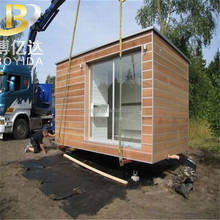 modular kit set prefabricated container houses unique design portable home