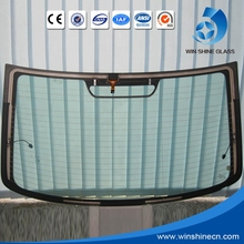 Auto Car Tempered Windshield Glass, Front glass