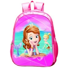 New 2017 Schoolbags Kids Child School Backpack Children School Bags For Grils