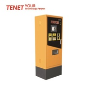 Auto Pay Station parking payment machine from Top China Manufacturer TENET