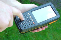 Waterproof/Dustproof/Shockproof Rugged/Industrial PDA