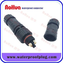 hot sell 2pin screw fixing M20 led driver cable waterproof joint