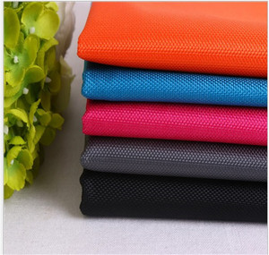 Double yarn 1680D oxford fabric pvc coated oxford fabric