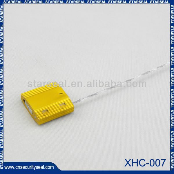 XHC-007 custom embosser seal container seal