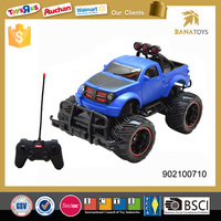 Security design four wheel drive toy car rc car for boys