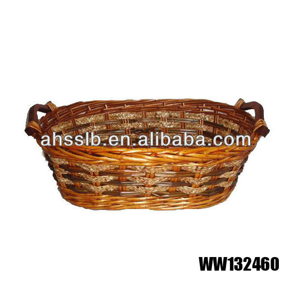 willow bread basket tray wholesaler