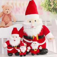 Plush Santa Claus Stuffed Christmas Decoration <strong>Toy</strong>
